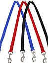 Câini Lese Roșu / Negru / Albastru Textil