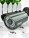 KAVASS® Waterproof HD 720P P2P 1.0MP CMOS IP Camera /36-IR LED Night Vision