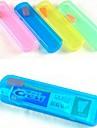 From Environmental Clean Toothbrush Toothpaste Box(Slumpmässig Färg)