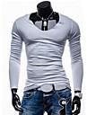 Men\'s Casual Fashion Long Sleeve  T-Shirt