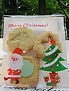 10 Piece/Set Favor Holder - Creative Cookie Bags Non-personalised