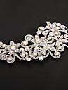 Women\'s Platinum Headpiece - Wedding/Special Occasion Flowers