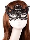 Mask Cosplay Festival/Högtid Halloween Kostymer svart Enfärgat Mask Halloween Unisex