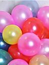 7 inches pärla ballong - 200 st (fler färger)