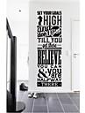 stickers muraux stickers muraux, modernes murales d\'inspiration devis autocollants