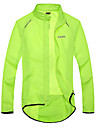 Santic Cycling Rain Jacket/Waterproof jacket/Wind Jacket/Raincoat New Designed Unisex Super Light Windproof Raincoat with 2000 Waterproof Index