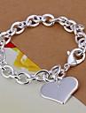 Brățări Brățări cu Talismane Argilă Iubire Nuntă / Petrecere / Zilnic / Casual Bijuterii Cadou Argint