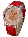 Women's Watch Diamante Butterflies Pattern Dial Cool Watches Unique Watches