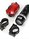 Cykellyktor / Framlykta till cykel / Baklykta till cykel LED - Cykelsport Vattentät AAA 100 Lumen BatteriCamping/Vandring/Grottkrypning /