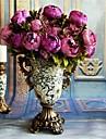 8 huvudet höggradig europeisk stil kärn pion simulering blomma