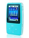 "megafeis® e18 4GB 1,8 ""-Zoll-LCD-Bildschirm mobiles mp3 mp4 Medien-Musik-Player skyblue"