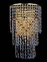 maishang® kristall lampetter vägg, modern / samtida e12 / e14 metall