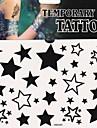 1 Tatouages Autocollants Autres Non Toxique Bas du Dos ImpermeableHomme Femme Adulte Adolescent Tatouage TemporaireTatouages