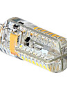 4W G4 LED a Double Broches 72 SMD 3014 360 lm Blanc Chaud / Blanc Froid DC 12 / AC 12 / AC 24 / DC 24 V