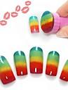5in1 electrique manucure / pedicure ongles meulage polissage buff forage&5 assembler les tetes coniques