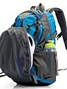 32 L Backpacker-ryggsäckar Cykling Ryggsäck Camping Resa Cykling Utomhus Prestanda Fritid SportVattentät Snabb tork Regnsäker Damm säker