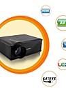 OEM-företag PH580S LCD Hemmabioprojektor WXGA (1280x800) 3500Lumens LED 4:3/16:9