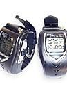 22 canaux ruban style de montre-bracelet un talkie-walkie paire avec grand ecran LCD retro-eclairage