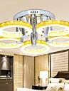 Montaj Flush ,  Modern/Contemporan Tradițional/Clasic Crom Caracteristică for LED Metal Sufragerie Dormitor Coridor