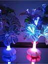3 - W - Färgskiftande - Batteri - med Vattentät - Nattbelysning V