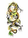1 - Series animales - Multicolore - Motif - 18.5*8.5cm - Tatouages Autocollants Homme/Adulte/Adolescent