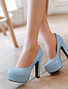 Women\'s Shoes Chunky Heel Round Toe Pumps Dress Shoes More Colors Available