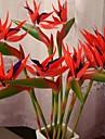 Plastique Strelitzia Fleurs artificielles