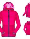Veste de Cyclisme Femme Manches longues Velo Etanche / Respirable / Sechage rapide / Resistant aux ultravioletsVeste pour Femme /