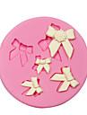 decoration de gateau fondant arc silicone moule pour l\'artisanat de bijoux bonbons chocolat argile de resine de PMC
