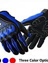 Motorcykel Handskar Helt finger Polyester/Lycra/Mesh Som bilden
