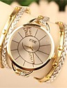 Women\'s 2015 The Latest Fashion  Leather  Quartz Watch Hot Sale(Assorted Colors) Cool Watches Unique Watches