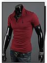 mode coreenne broderie t-shirt a manches courtes mince de martin hommes