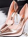Chaussures Femme - Habille / Soiree & Evenement - Noir / Argent / Or / Champagne - Talon Aiguille - Talons / Bout Pointu / Bout Ferme -