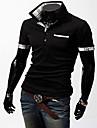 T-Shirts ( Coton/Viscose ) Vintage/Informel/Soiree/Travail Manches courtes pour Homme