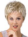 Perruque Droit - en Fibre synthetique  - pour Femme