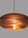 lustres en maishang® style mini / ampoule inclus traditionnelle / classique salle d\'etude / bureau / couloir metallique