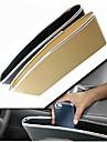 Car Styling 2 pcs / siege de voiture mis en poche receveur stockage de voiture automobile boite boite a gants style lumineux