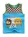 T-shirt Pojke Sommar Rutig Bomull