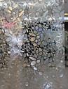 samtida vackra spillror mönster fönsterfilm