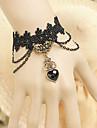 Bijoux Accessoires de Lolita Gothique Doux Lolita Classique/Traditionnelle Punk Wa Marin Inspiration Vintage Rococo NoirLolita
