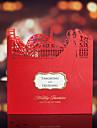 Personalized Side Fold Wedding Invitations Invitation Cards - 50 Piece/Set