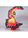 Performance Belly Dance Isis Wings Women\'s Performance Silk Tie Dye 1 Piece (more colour)