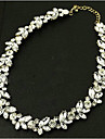 New Arrival Fashional Retro Popular Hot Selling Rhinestone Crystal Necklace