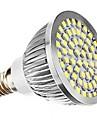 7W E26/E27 Spot LED 60 SMD 2835 700 lm Blanc Chaud / Blanc Naturel Decorative AC 100-240 / AC 110-130 V 1 piece