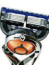 Gillette Fusion ProGlide manuell rakblads påfyllnad för män, 4 count