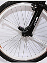 Cykellyktor / hjul lampor LED Cree Cykelsport Programmerbar 100 Lumen USB Cykling