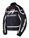 pro-motard jk-05 professionnelle polyester veste de moto de course equestre
