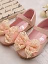 Platt sko ( Rosa/Beige ) - i Komfort/Ballerina/Rund tå - till FLICKA