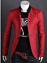 MEN - Costume & Blazere ( Amestec Bumbac ) Informal Mânecă Lungă
