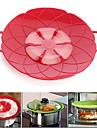 1 st Annat For För köksredskap Silikon Värmeisolerad Originella Miljövänlig Kreativ Köksredskap
